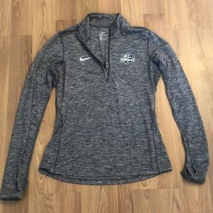 Providence Nike Dri- Fit Quarter Zip